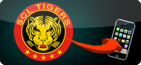 SCL Tigers iPhone-App